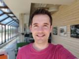 Selfie portraits - f/2.2, ISO 50, 1/351s - Xiaomi Mi 10 Lite 5G review