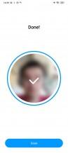 Face recognition - Xiaomi Mi 10 Lite 5G review