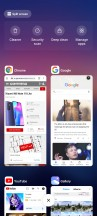 Recent apps - Xiaomi Mi 10 Lite 5G review
