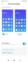 Notch hiding - Xiaomi Mi 10 Lite 5G review