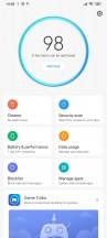 Security app - Xiaomi Mi 10 Lite 5G review
