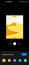 Camera app customization - Xiaomi Mi 10 Pro long-term review