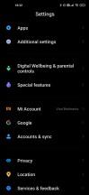 Settings - Xiaomi Mi 10 Pro long-term review