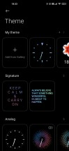 Always on display settings, Super Wallpapers - Xiaomi Mi 10 Pro long-term review