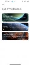 Super Wallpapers (Mars) - Xiaomi Mi 10 Ultra review