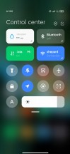 Control Center - Xiaomi Mi 10 Ultra review