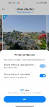 Privacy Settings - Xiaomi Mi 10 Ultra review