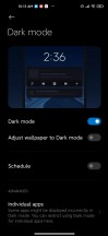 Dark Mode - Xiaomi Mi 10 Ultra review