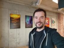 Selfie samples - f/2.5, ISO 139, 1/33s - Xiaomi Mi 10T Lite 5G review