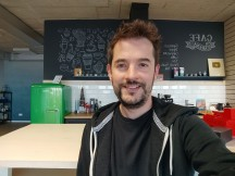 Selfie samples - f/2.5, ISO 109, 1/33s - Xiaomi Mi 10T Lite 5G review