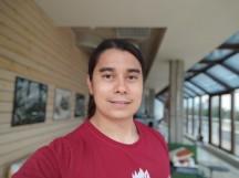 Selfies: Portrait - f/2.2, ISO 50, 1/149s - Xiaomi Mi 10T Pro 5G review