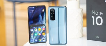Xiaomi Mi Note 10 Lite review