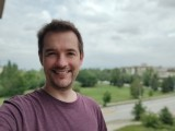 Selfie portraits - f/2.0, ISO 100, 1/2119s - Xiaomi Mi Note 10 Lite review