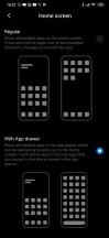 App drawer - Xiaomi Mi Note 10 Lite review