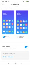 Navigation options - Xiaomi Mi Note 10 Lite review