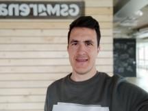 Portrait selfies - f/2.2, ISO 61, 1/50s - Xiaomi Poco F2 Pro review