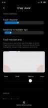 Game Turbo options - Xiaomi Poco F2 Pro review