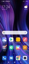Homescreen - Xiaomi Redmi 9 review