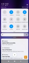 Toggles - Xiaomi Redmi 9 review