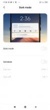 Dark mode - Xiaomi Redmi 9 review