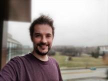Portrait selfies - f/2.0, ISO 236, 1/100s - Zte Axon 20 5g review