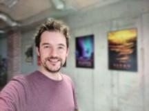 Portrait selfies - f/2.0, ISO 2078, 1/25s - Zte Axon 20 5g review