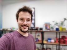 Portrait selfies - f/2.0, ISO 1323, 1/33s - Zte Axon 20 5g review