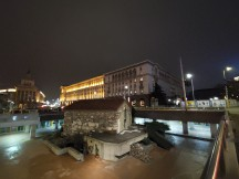 Ultra-wide low-light samples - f/2.2, ISO 3712, 1/13s - Zte Axon 20 5g review