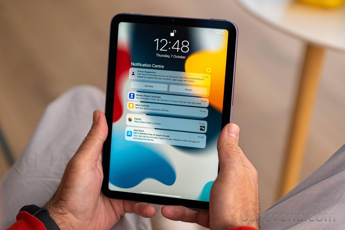 Apple iPad mini (2021) review