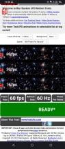 ROG Phone 5 operating at 60Hz - Asus ROG Phone 5 review