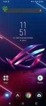 ROG Phone 5 operating at 120Hz - Asus ROG Phone 5 review