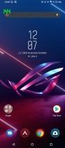 ROG Phone 5 operating at 144Hz - Asus ROG Phone 5 review