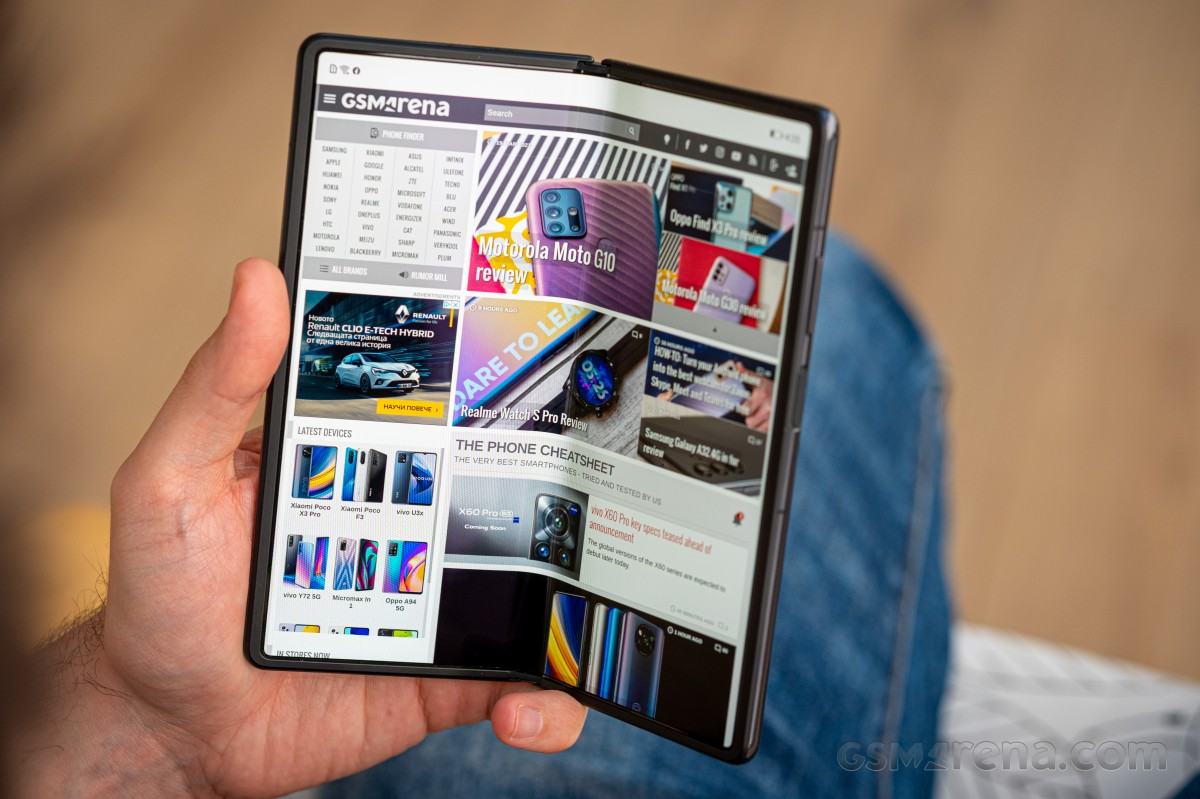 Huawei Mate X2 review