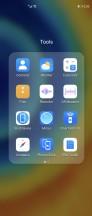 Folder view - Huawei Mate X2 review