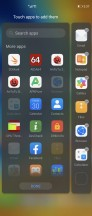 Multi window: Adding apps to Side menu - Huawei Mate X2 review
