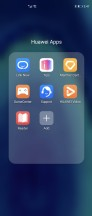 Tools and other additional apps and suggestions - Huawei Mate X2 review