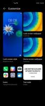 Huawei Themes store - Huawei Mate X2 review