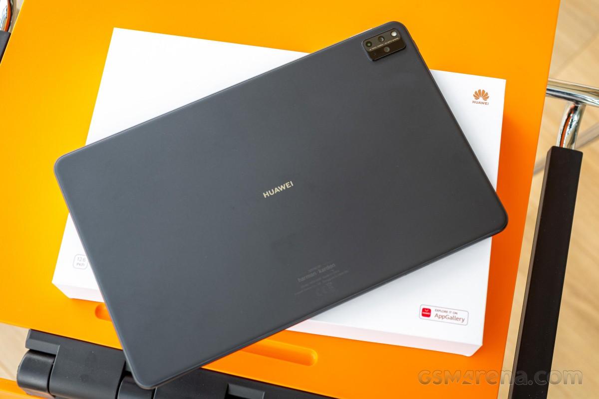 Huawei Matepad Pro 12.6 review