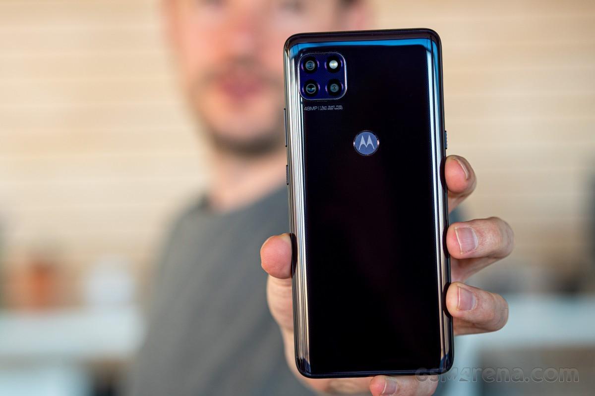 Motorola Moto G 5G review