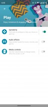 Gametime settings - Motorola Moto G 5G review