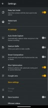 Default camera app - Motorola Moto G 5G review