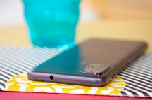 The Moto G10 from the side - Motorola Moto G10  review