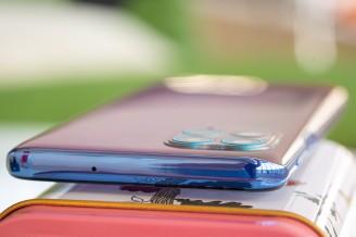 Top - Motorola Moto G100 review