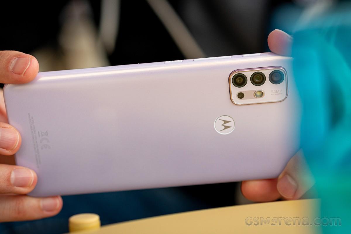 Обзор Motorola Moto G30