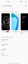 Customization: main screen - OnePlus 9 Pro review