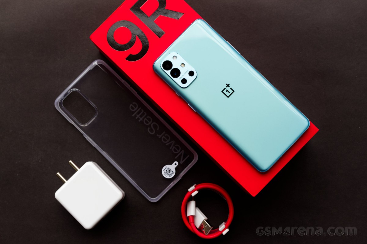 Revisión práctica de OnePlus 9R