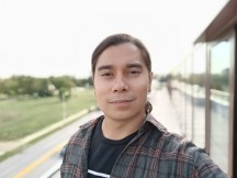 Selfies: Portrait - f/2.4, ISO 102, 1/127s - Oppo Reno6 5G review