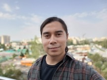 Selfies: Portrait - f/2.4, ISO 100, 1/153s - Oppo Reno6 5G review
