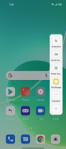 Smart sidebar - Oppo Reno6 5G review