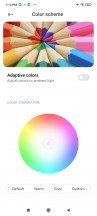Color options - Poco F3 review